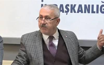 CHP İl Başkanından AK Partili Belediye Başkanına Ağır Sözler