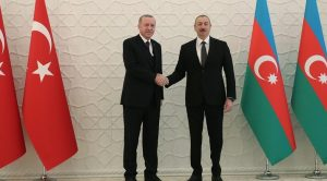 Erdoğan: Türkiye Azerbaycan'ın Yanındadır