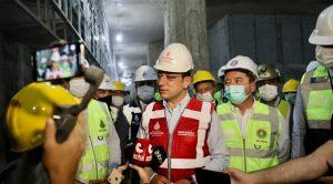 İmamoğlu'ndan Yeni Havalimanı Metrosu Yanıtı