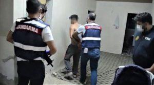 Mersin'de PYD'li 4 Kişi Yakalandı