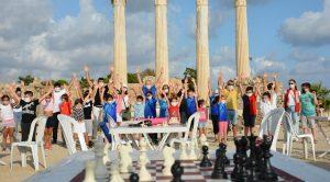 Satranç Tarih İle Buluşuyor