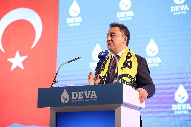 Babacan: Kanal İstanbul'u Eleştireceğiz