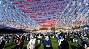 Çelik: Maraş Türkiye'yi Kimin Yöneteceğinin Pusulasıdır