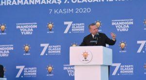 Cumhurbaşkanı Erdoğan'dan Zafer Müjdesi